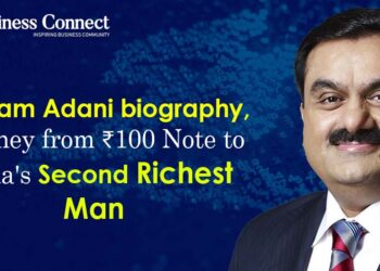 Gautam Adani biography, Journey from ₹100 Note to India's Second Richest Man